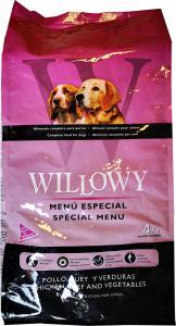 Willowy kutya száraz Special Menü 4kg