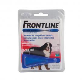 Frontline spot on XL kutya 40 kg felett