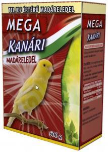 Mega Kanári eledel