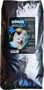 König Kost Adult száraz kutyaeledel 15 kg
