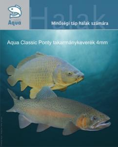 AQUA CLASSIC PONTY TK 4MM EXT. 25 kg
