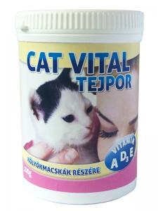 CAT VITAL TEJPOR KÖLYÖK MACSKÁK RÉSZÉRE 200G