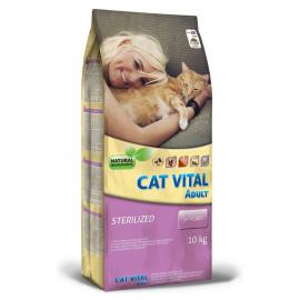 CAT VITAL STERILIZED 10KG