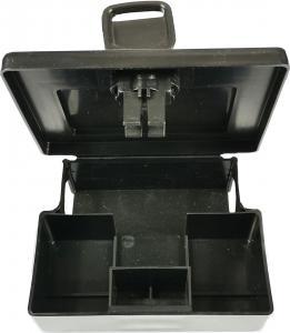 Egéretető doboz + kulcs műanyag