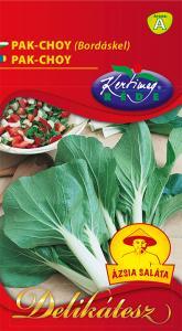 Ázsiai saláta Pak-Choy