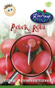 Gyerekkertész Retek Robi Sora