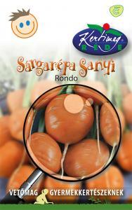 Gyerekkertész Sárgarépa Sanyi Rondo