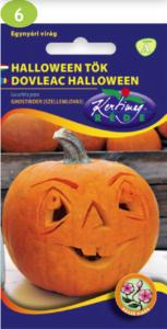 Dísztök Ghostrider (Halloween tök)