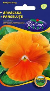 Árvácska Narancssárga