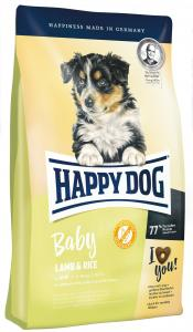 HAPPY DOG BABY LAMB/REIS 4kg