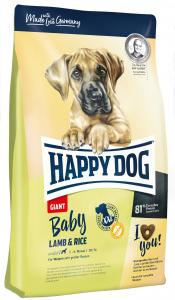 HAPPY DOG BABY GIANT LAMB/REIS 4kg
