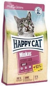 HAPPY CAT MINKAS STERILIZED 1.5kg