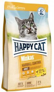 HAPPY CAT MINKAS HAIRBALL 4kg