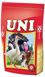 UNI Csirke nevelő takarmánykeverék 20kg