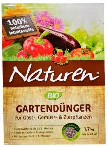 NATUREN Bio kerti trágya 1,7KG