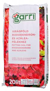 GARRI RHODODENDRON/AZÁLIA VIRÁGFÖLD 20L