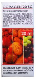 CORAGEN 20SC 20ML III.