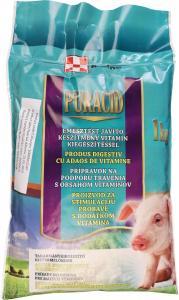 PurAcid Sertés vitamin és savanyító keverék