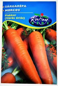 Sárgarépa Flakker (Vörös óriás) 50gr