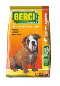 Berci száraz kutya baromfi 3kg