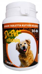 Dr.pet senior vitamin kutya