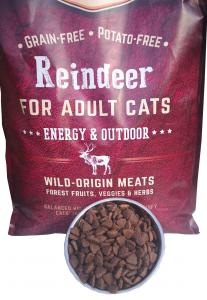 CARNILOVE CAT ADULT REINDEER ENERGY & OUTDOOR- RÉNSZARVAS HÚSSAL 0,5kg kimért