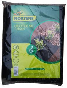 Geotextil fekete 1,6x5m 50gr/nm