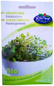 Csíranövény Brokkolimag Bio 15gr