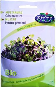 Csíranövény Mustármag Bio 5g