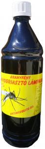 Lámpaolaj szúnyogriasztó 1l