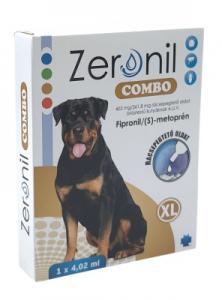 ZERONIL COMBO SPOT-ON DOG XL (40-60KG)1X
