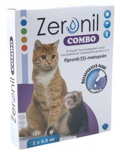 ZERONIL COMBO SPOT-ON CAT 1X