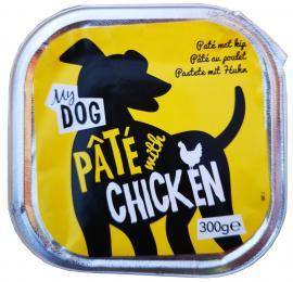MyDog kutya nedves tálcás csirkés 300gr