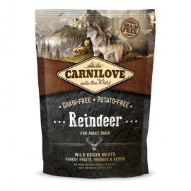 CarniLove Adult Rénszarvas 1,5kg