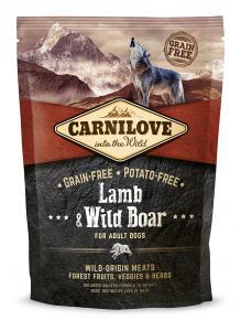 CarniLove Adult Bárány Vaddisznó 1,5kg