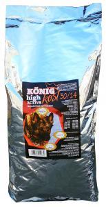 König Kost High Active száraz kutyaeledel 15 kg