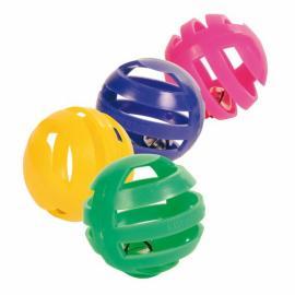 Játék labda csörgő 4cm