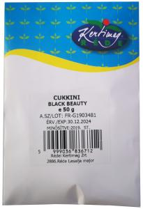 "Cukkini Black beauty 50g ""Megapack"""