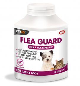 Flea Guard bolha és kullancsriasztó tabletta
