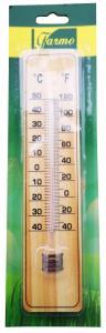 Hőmérő fából
