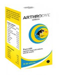 Arthrodyl porcvédő tabletta 50x