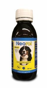 NEOROL OLAJ 100 ml Gyógyhatású termék, külsőleges emulzió