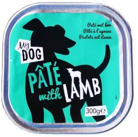 MyDog kutya nedves tálcás bárányos 300gr