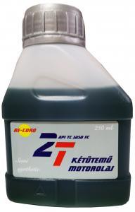 Olaj 2T Félszintetikus 0.25 L