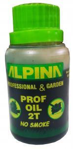 Olaj láncfűrészhez 2T 100 ml ALPINA