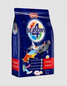 4 Seasons Tavi haltáp 1kg Panzi