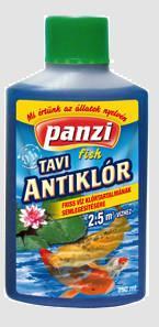 Tavi Antiklór oldat 250ml Panzi