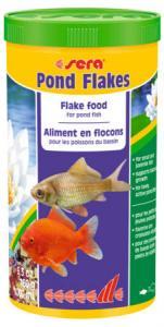 Sera Pond Flakes haltáp kerti tavakba (1000ml)