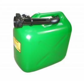Üzemanyag kanna 10l műanyag