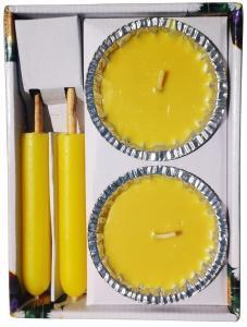 Citronella Gyertyaszett 4 db-os (szúnyogűző)